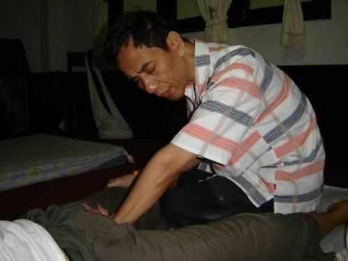 Тайский йога-массаж или йога для ленивых 668260695
